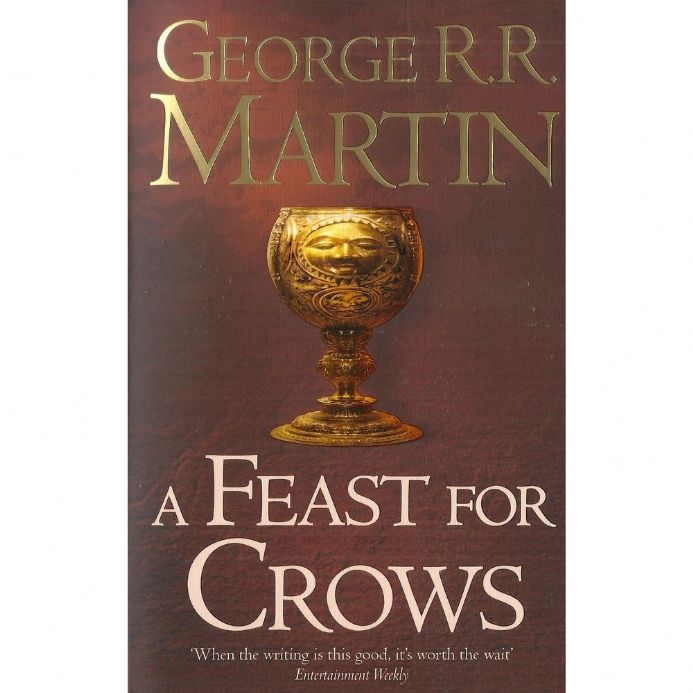 A Feast for Crows by George R.R. Martin (2011)
